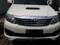 Toyota Fortuner TRD 2012