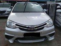 Dijual mobil Toyota Etios 2015