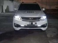 Toyota Fortuner TRD A/T 2013