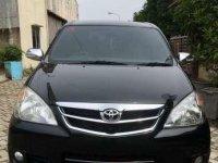 Jual Toyota Avanza Type G Tahun 2010 Hitam