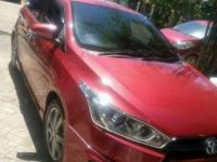 Toyota Yaris TRD Sportivo 2015 kondisi terawat