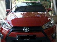 Toyota Yaris G MT Tahun 2016 Manual