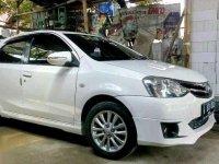 Toyota Etios 2015 siap pakai