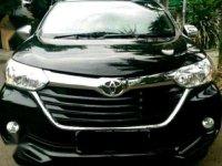 Toyota Grand Avanza G 2017 Hitam