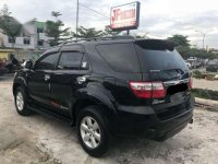 Toyota Fortuner G 2010 Manual