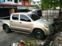 Toyota Hilux E MT 2012