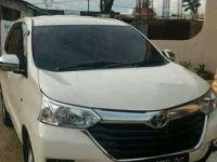 Toyota Avanza Manual Tahun 2016 Type G