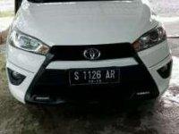 Toyota Yaris TRD Sportivo th 2014 tangan ke 1