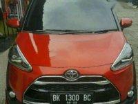 Toyota Sienta Type Q CVT 2016