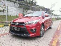 Toyota Yaris Trd Matic 2015