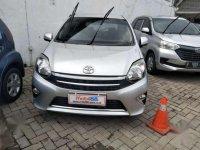 Dijual mobil Toyota Agya G Tahun 2015 siap pakai