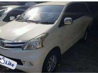 Toyota Avanza G Manual 2012