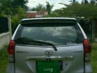 Toyota Avanza Veloz MT Tahun 2013 Manual
