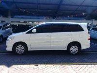 Toyota Innova G LUX New 2.0 MT 2013