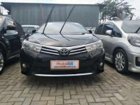 Dijual mobil Toyota Corolla Altis Tahun 2014 siap pakai