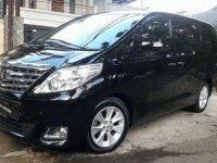 Jual Toyota Alphard 2.4 G 2013