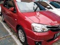 Dijual mobil Toyota Etios 2015 siap pakai