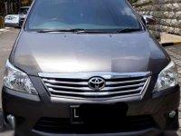 Jual mobil Toyota Innova 2013 siap pakai