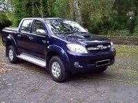 Toyota Hilux G 2014