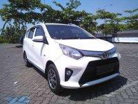 Toyota Calya E variasi G th 2016 putih istimewa