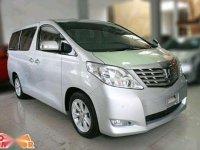 Toyota alphard 2.4 G 2010