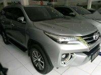 Toyota Fortuner VRZ 2.4 Automatic 2017