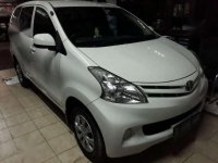 Toyota Avanza E AT Tahun 2013 Automatic