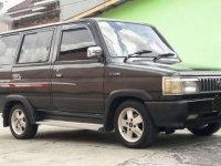 Toyota Kijang Manual Tahun 1995 Type Grand Extra