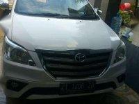 Jual Mobil Toyota Innova G Luxury 2014