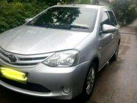 Jual Mobil Toyota Etios E 2013