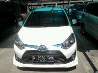 Dijual Mobil Toyota Agya G TRD 1.2 2017