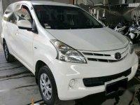 Toyota Avanza E Manual 2013 Putih