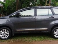 Toyota Innova G Luxury 2017