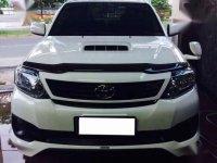Toyota Fortuner TRD 2014 kondisi bagus