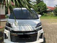Toyota Vellfire AT Tahun 2014 Automatic