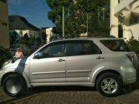 Toyota Rush Silver Type S Manual Tahun 2012