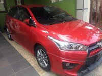 Dijual mobil Toyota Yaris TRD Sportivo 2016 Hatchback