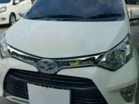 Dijual mobil Toyota Calya G MT 2016 siap pakai