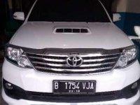 Jual Toyota Fortuner VNT TRD AT 2013