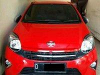 Dijual Mobil Toyota Agya G Hatchback Tahun 2016