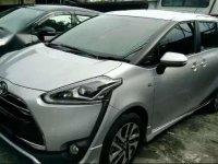 Jual Toyota Sienta 1.5cc Q Matik 2016