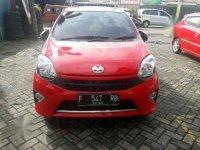 Dijual Mobil Toyota Agya G Hatchback Tahun 2015