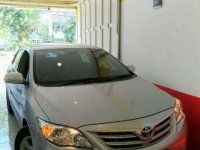 Toyota Altis G 2012