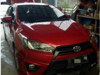 Jual mobil Toyota Yaris TRD Sportivo 2016 Hatchback