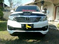 Toyota Fortuner G VNT TURBO 2013