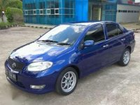 Jual Toyota Vios Limo Tahun 2005