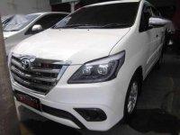 Jual Toyota Innova E Tahun 2015