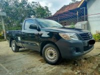 Jual mobil Toyota Hilux S 2012 Hitam