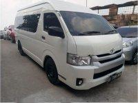 Dijual Mobil Toyota Hiace High Grade Commuter 2016 Van