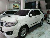 Toyota Fortuner VNT TRD A/T Tahun 2013